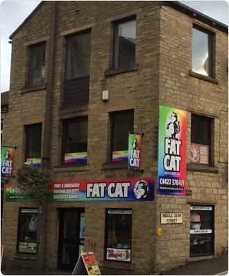 Fat Cat HQ